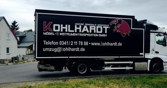 Spedition möbel abholen  Spedition Kohlhardt - Umzüge und Instrumententransport